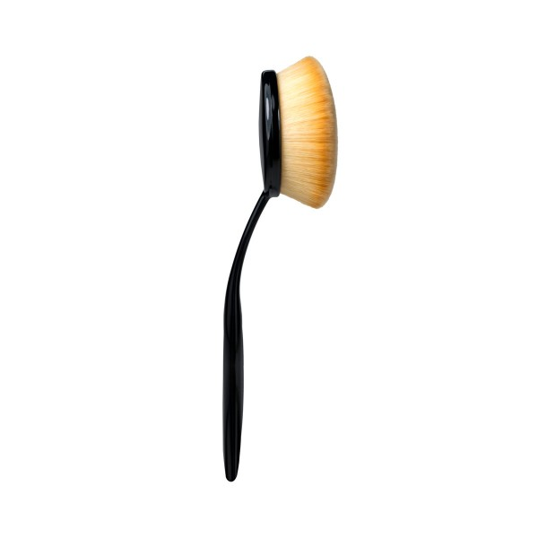 BEAUTY & TRENDS PENNELLO NERO OVAL CONTOUR 02 , ACCESSORI TRUCCO, S144413, 73781