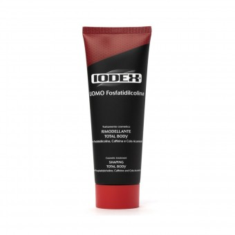 IODEX UOMO RIMODELLANTE TOTAL BODY CREMA TUBO 220 ML