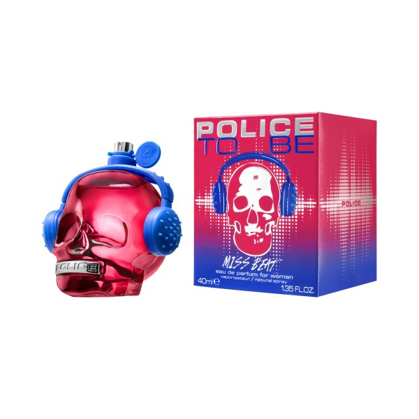 POLICE TO BE MISS BEAT EDP 40 ML, PROFUMI DONNA, S142119, 74343