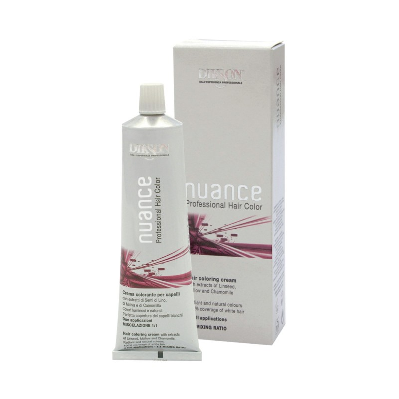 DIKSON PROFESSIONAL NUANCE COLOR 6RN ROSSO NOVELLO TUBO 100 ML