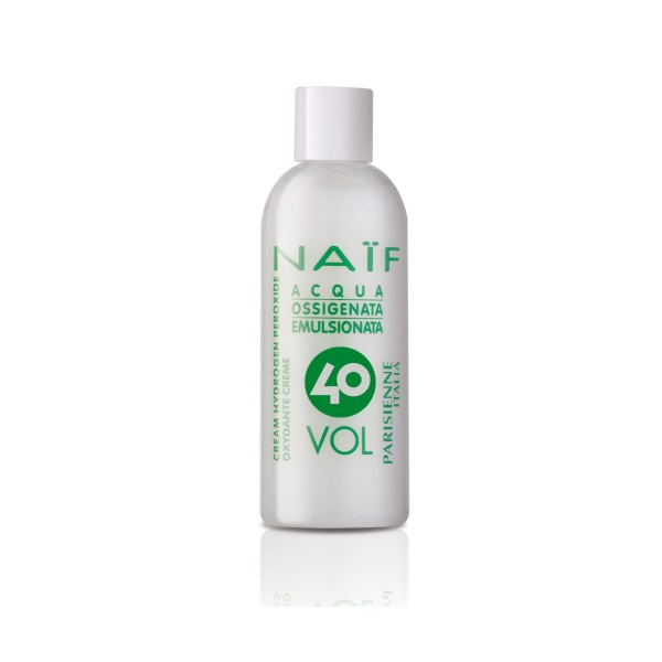 NAIF ACQUA OSSIGENATA EMULSIONATA 40 VOLUMI 250 ML, COLORANTI, S141666, 74414