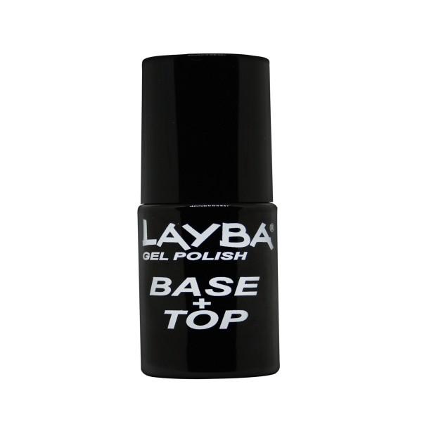 LAYBA SMALTO GEL BASE & TOP, UNGHIE, S141261, 74526