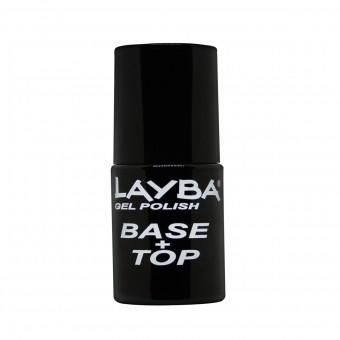 LAYBA SMALTO GEL BASE & TOP
