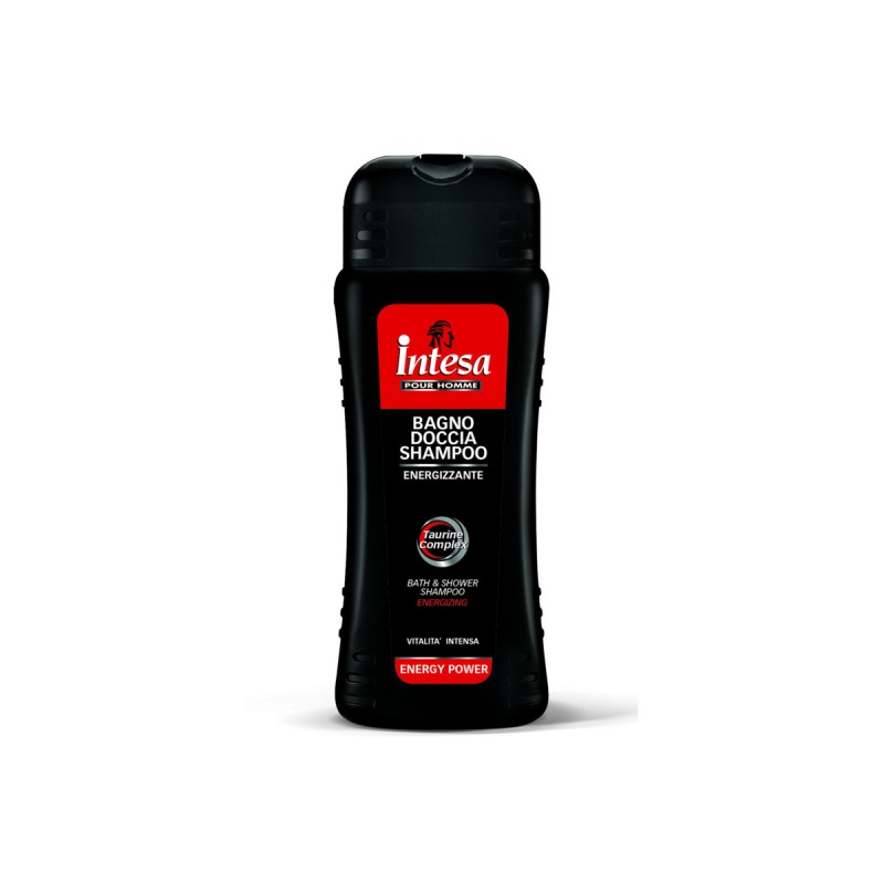 INTESA POUR HOMME BAGNO DOCCIA SHAMPOO ENERGY POWER 500 ML