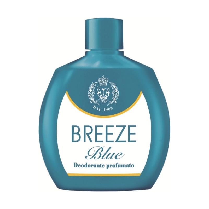 BREEZE DEODORANTE SQUEEZE BLUE 100 ML