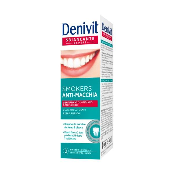 DENIVIT DENTIFRICIO ANTIMACCHIA SMOKERS 50 ML, SBIANCANTI, S140220, 74685