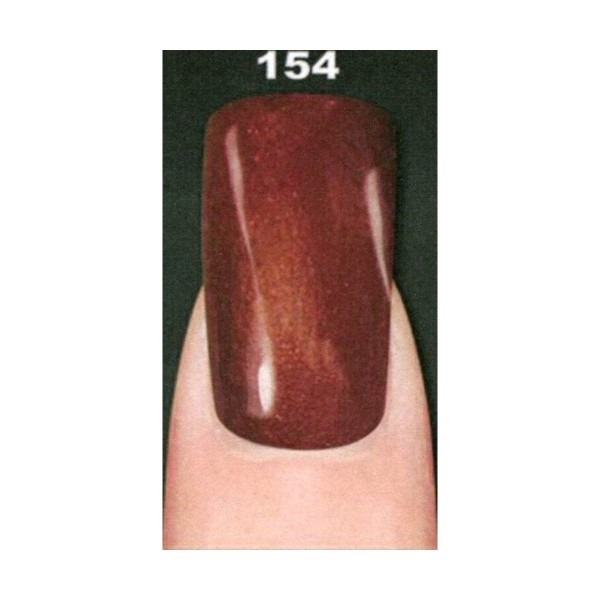 LAYLA SMALTO IN GEL COLOR.REMOVIBLE N154 GOLDY RED, UNGHIE, S137905, 75080