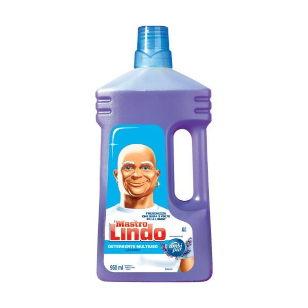 MASTRO LINDO PAVIMENTI LAVANDA 950 ML, PAVIMENTI, S136291, 75395