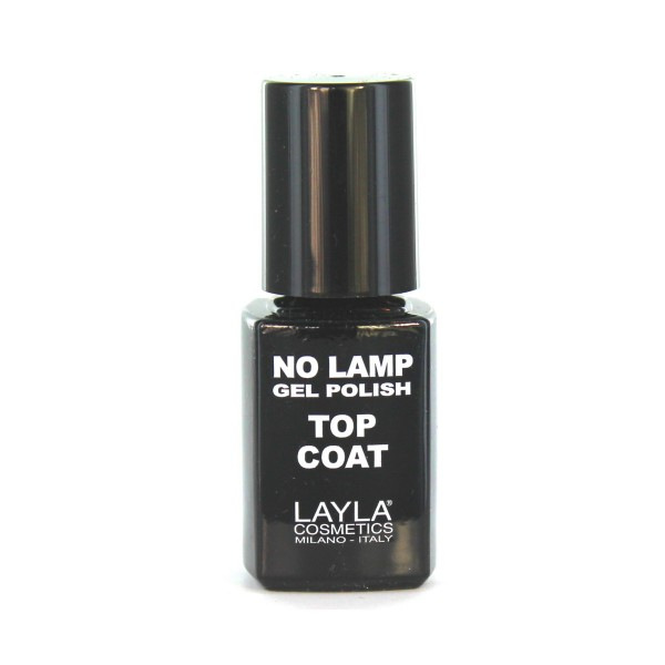 LAYLA SMALTO GEL NO LAMP TOP COAT, UNGHIE, S135750, 75487