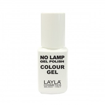 LAYLA SMALTO GEL NO LAMP COLOUR GEL N.05 DIRTY VANILLA