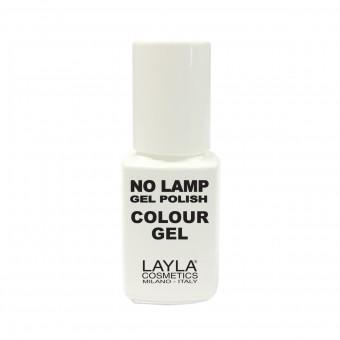 LAYLA SMALTO GEL NO LAMP COLOUR GEL N.04 LAZY BROWN