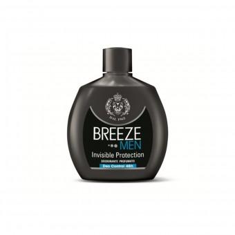 BREEZE DEODORANTE SQUEEZE MEN INVISIBLE PROTECTION 100 ML