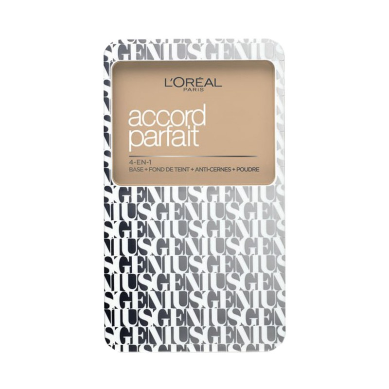 L'OREAL FONDOTINTA ACCORD PARFAIT GENIUS 4in1 1.5N LINER