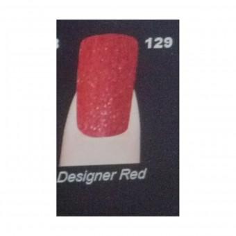 LAYLA SMALTO IN GEL COLOR.REMOVIBLE N.129 DESIGNER RED
