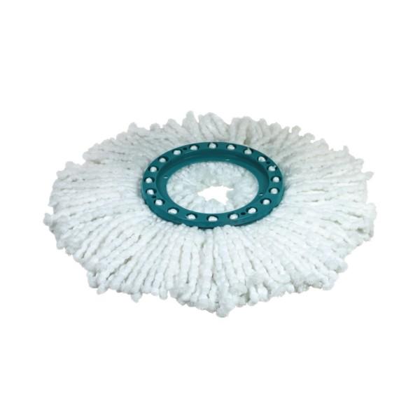 LEIFHEIT CLEAN TWIST MOP REFILL FRANGE MICROFIBRA PER SET COMPLETO, SCOPE / PANNI E ACCESSORI PAVIMENTI, S125512, 76751