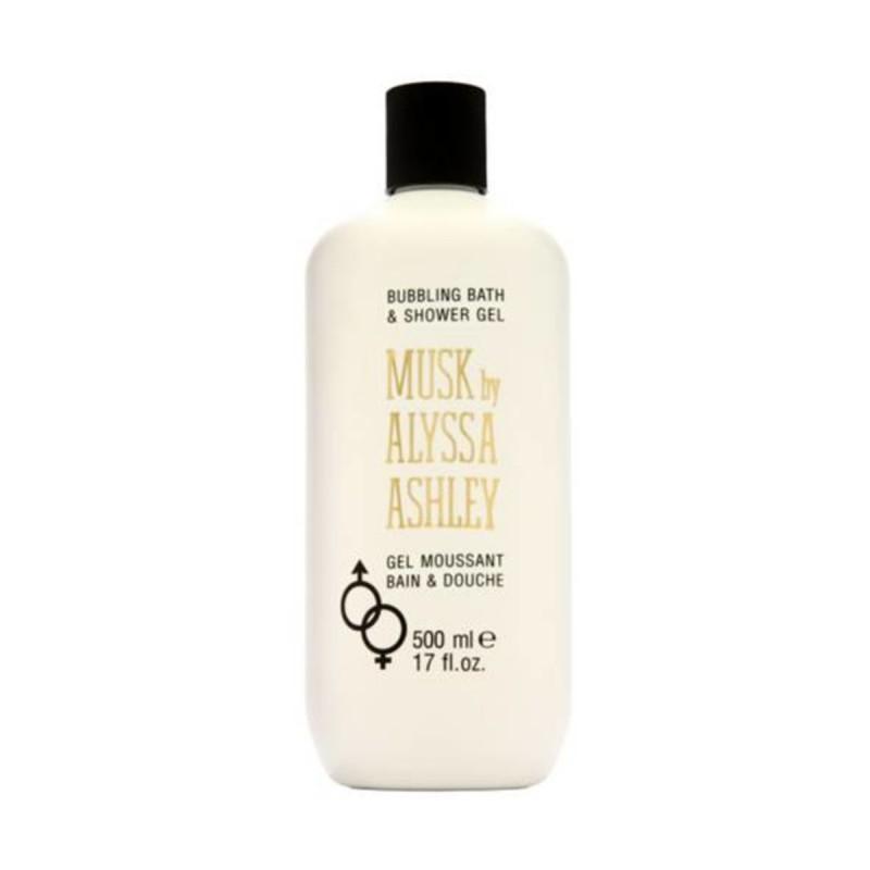 ALYSSA ASHLEY MUSK BATH & SHOWER GEL 500 ML