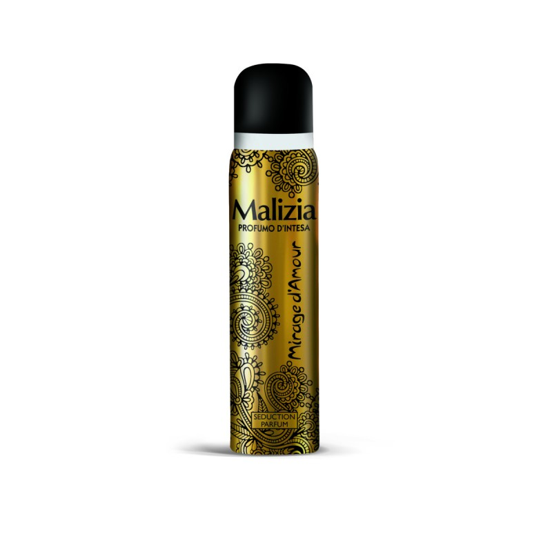 MALIZIA PROFUMO DEODORANTE SPRAY SEDUCTION MIRAGE D'AMOUR 100 ML