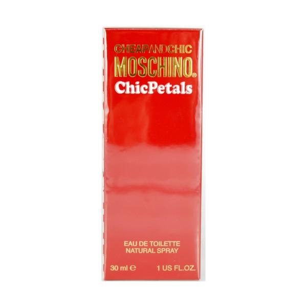 MOSCHINO CHEAP&CHIC PETALS EDT VAPO 30 ML, PROFUMI DONNA, S117949, 77404