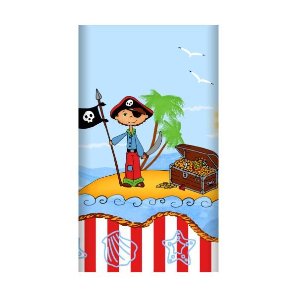 PAPSTAR TOVAGLIA CARTA PIRATE ISLAND 120x180 CM, ACCESSORI TAVOLA USA E GETTA, S116683, 77451
