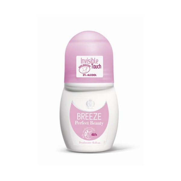 BREEZE DEODORANTE ROLL ON 48H PERFECT BEAUTY 50 ML , DEODORANTI ANTIODORE PER PERSONA, S115456, 77586