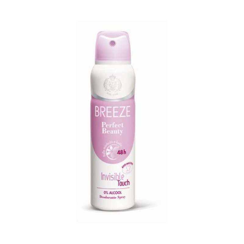 BREEZE DEODORANTE SPRAY 48H PERFECT BEAUTY 150 ML