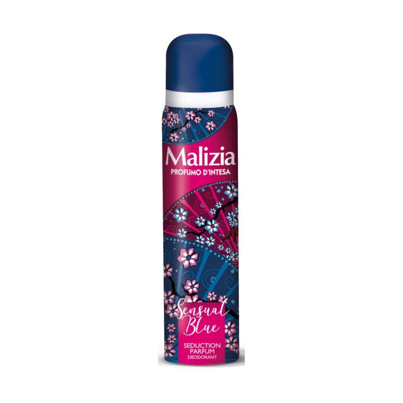 MALIZIA DEODORANTE SPRAY SENSUAL BLUE 100 ML