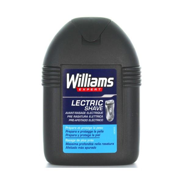 WILLIAMS ELECTRIC SHAVE PRE-BARBA 100 ML AFTER SHAVE DOPOBARBA, DOPOBARBA, S111409, 77833