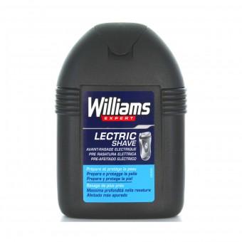 WILLIAMS ELECTRIC SHAVE PRE-BARBA 100 ML AFTER SHAVE DOPOBARBA