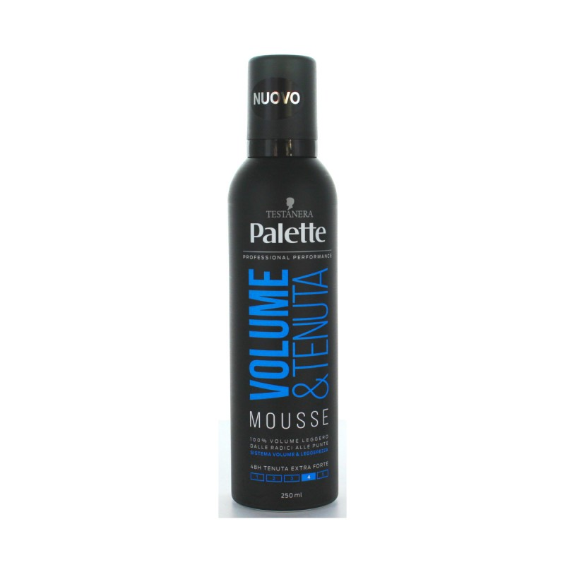 PALETTE STYLING MOUSSE VOLUME 250 ML.