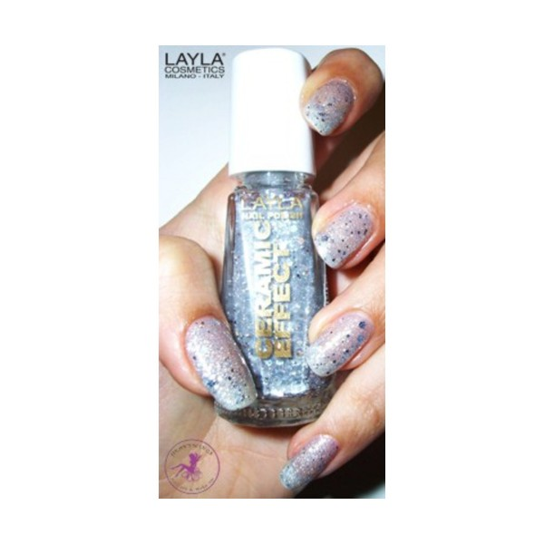 LAYLA SMALTO CERAMIC EFFECT 51 10 ML, UNGHIE, S107204, 78015