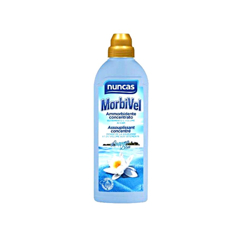 NUNCAS MORBIVEL AMMORBIDENTE CONCENTRATO LAGUNA BLU 750 ML