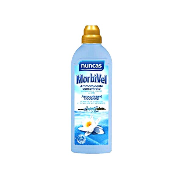 NUNCAS MORBIVEL AMMORBIDENTE CONCENTRATO LAGUNA BLU 750 ML, AMMORBIDENTI, S101470, 78220