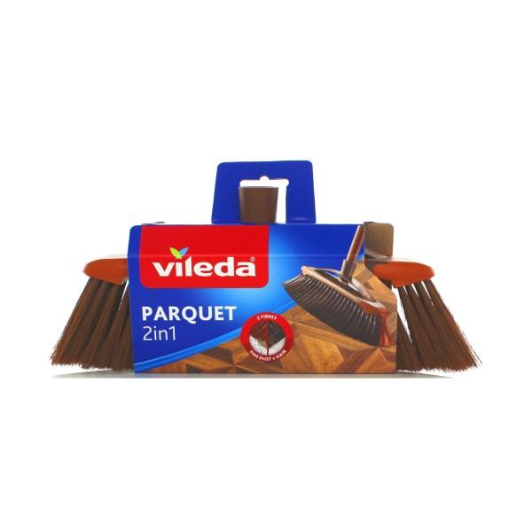 VILEDA SCOPA 2in1 PARQUET, SCOPE / PANNI E ACCESSORI PAVIMENTI, S099553, 78293