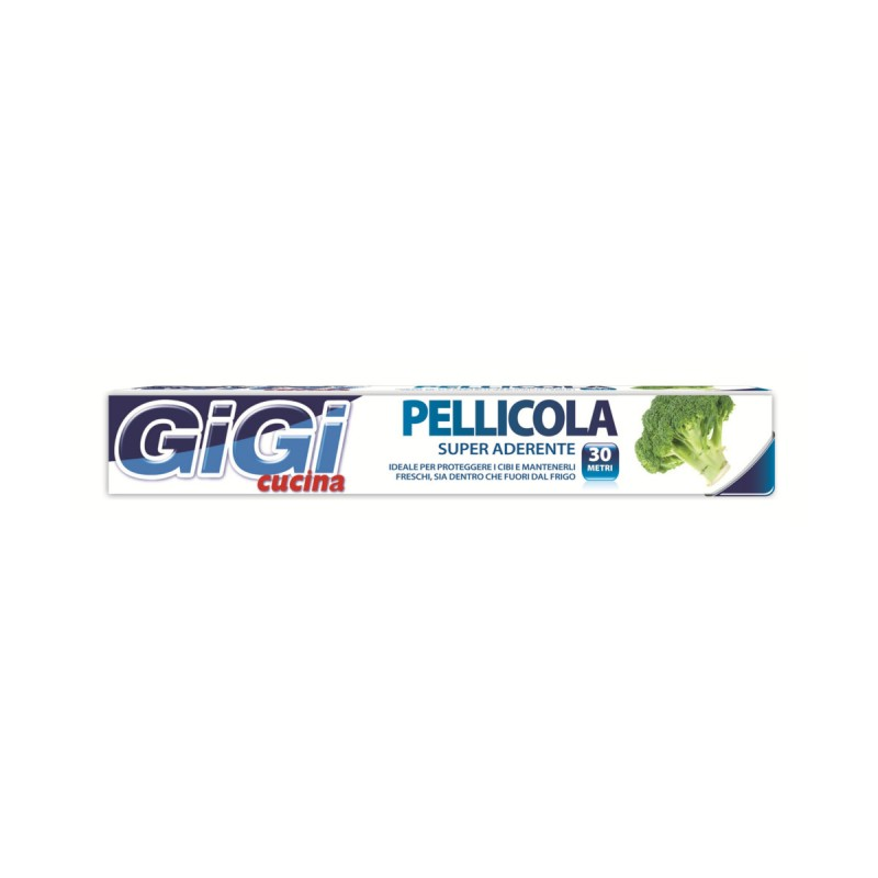 GIGI CASA PELLICOLA TRASPARENTE 30 METRI