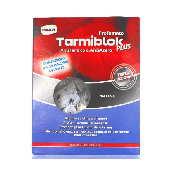 TARMIBLOK PLUS PALLINE ANTITARMICO E ACARO, ANTITARME, S096988, 78375
