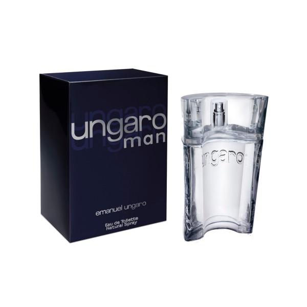 UNGARO MAN EDT SPRAY 50 ML., PROFUMI UOMO, S095672, 78462