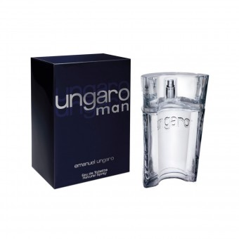 UNGARO MAN EDT SPRAY 50 ML.
