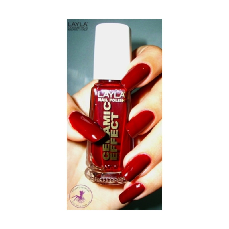 LAYLA SMALTO CERAMIC EFFECT 07 10 ML