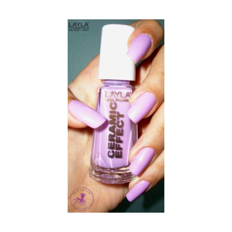 LAYLA SMALTO CERAMIC EFFECT 04 10 ML