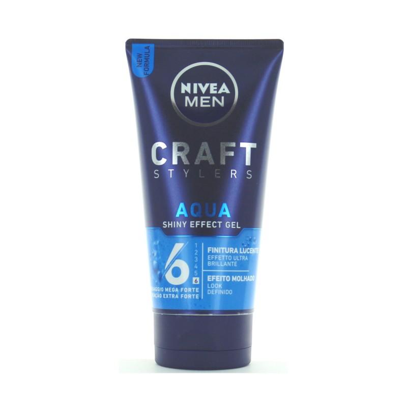 NIVEA FOR MEN GEL ACQUA CRAFT STYLER 150 ML