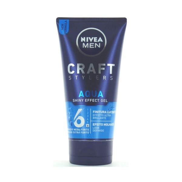 NIVEA FOR MEN GEL ACQUA CRAFT STYLER 150 ML, FISSATIVI, S091924, 78578