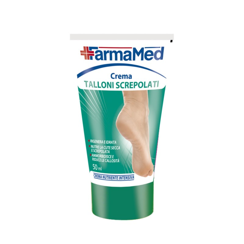 FARMAMED CREMA TALLONI SCREPOLATI 50 ML