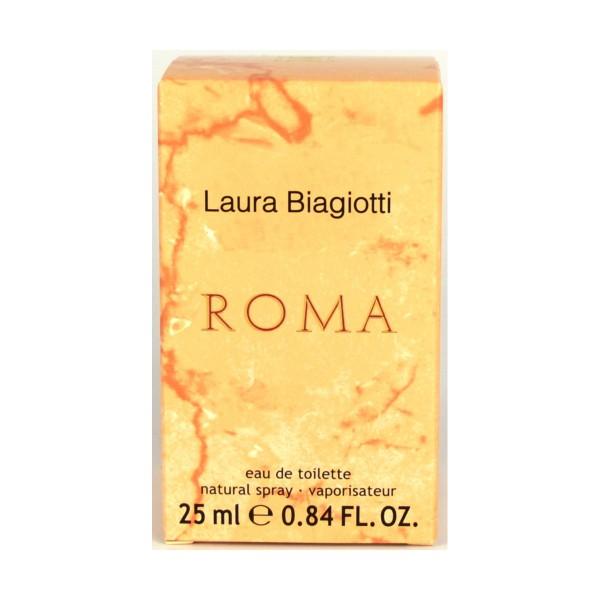 LAURA BIAGIOTTI ROMA DONNA EDT 25 ML.         , PROFUMI DONNA, S044945, 79052