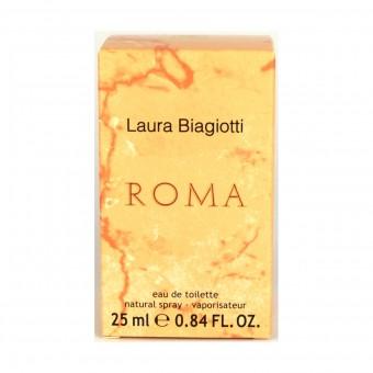 LAURA BIAGIOTTI ROMA DONNA EDT 25 ML.
