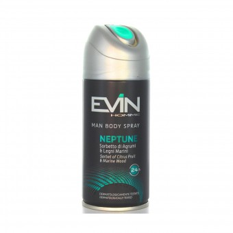 EVIN HOMME DEODORANTE SPRAY NEPTUNE 150 ML