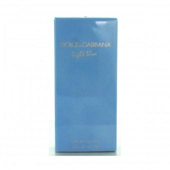 D&G LIGHT BLUE EDT VAPO 50 ML