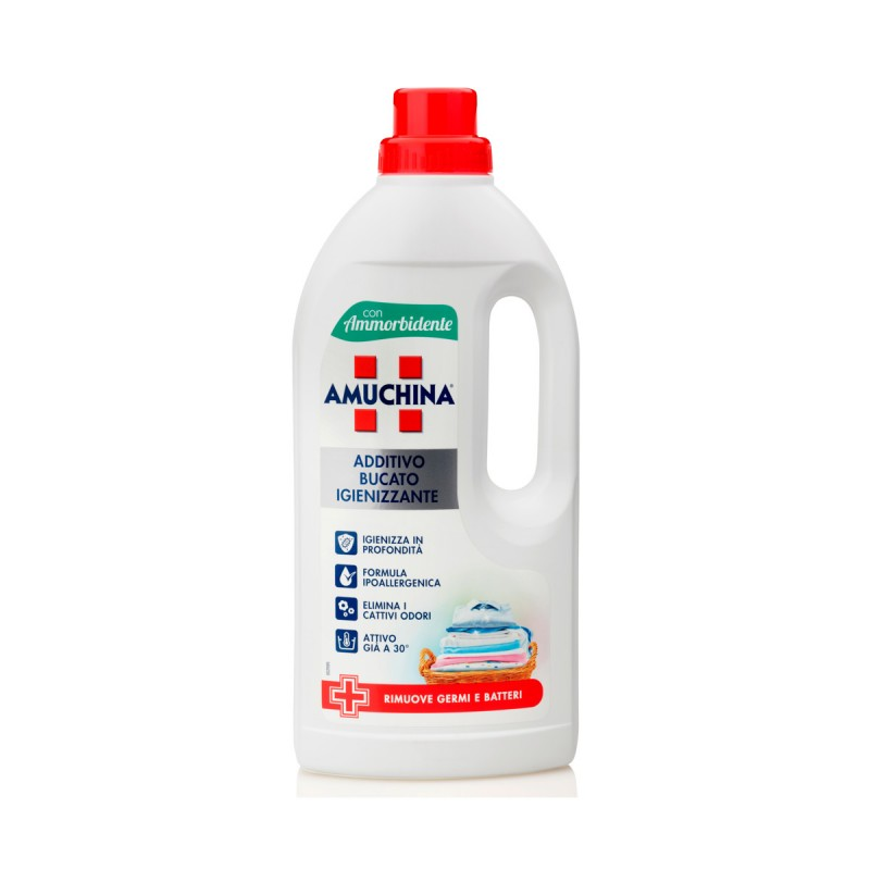 AMUCHINA ADDITIVO LIQUIDO CON AMMORBIDENTE1 LT.