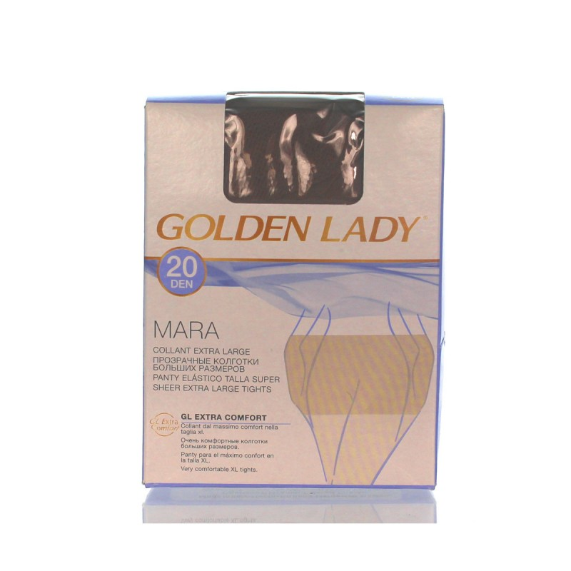 GOLDEN LADY MARA 20 70A DAINO T.XL AST.