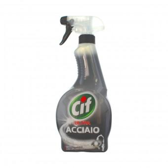CIF ACCIAIO SPRAY 500 ML.