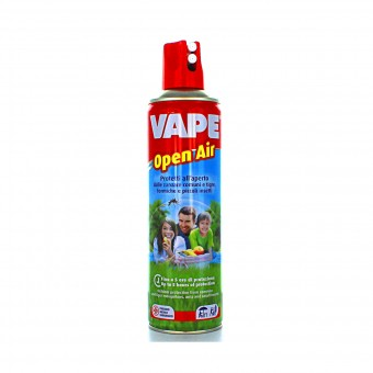 VAPE OPEN AIR INSETTICIDA 5H 500 ML